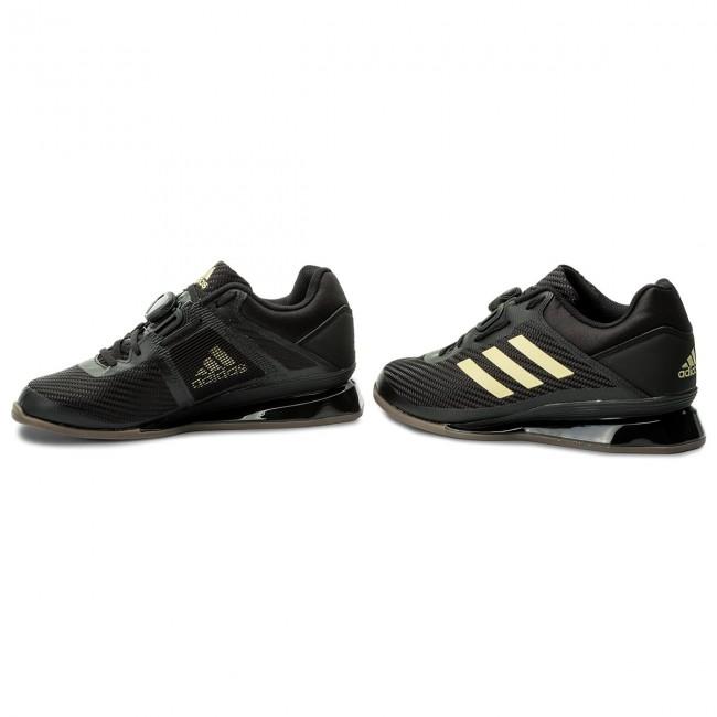 huge discount d607f b09b8 Shoes adidas - Leistung 16 II CQ1769 Cblack Magold Cblack