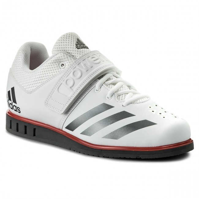Chaussures adidas BA8018 Ftwwht Fitness Sports Chaussures