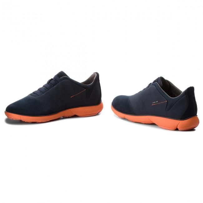 Shoes GEOX - U Nebula F U62D7F 01122