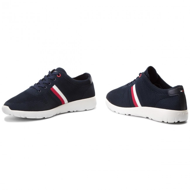 9eeb7cfacfb4 Sneakers TOMMY HILFIGER - Extra Lighweight Knitted Runner FM0FM01621  Midnight 403