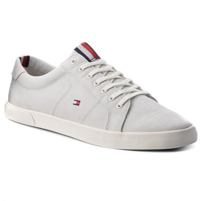 cc051b6ca Plimsolls TOMMY HILFIGER - Iconic Long Lace Sneaker FM0FM01669 ...