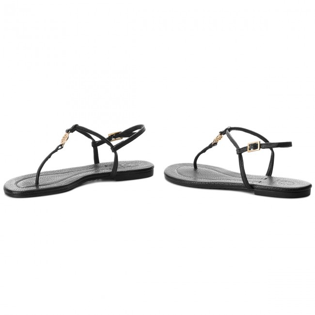 a6d479012d4a Sandals TORY BURCH - Emmy Sandal 48504 Black 001 - Casual sandals ...