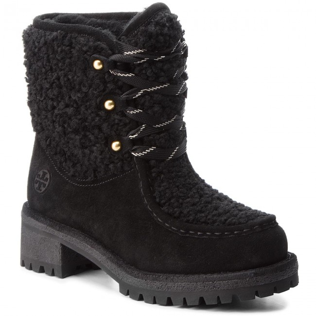 921a67e76c1 Hiking Boots TORY BURCH - Meadow Boot 49197 Perfect Black Perfect ...