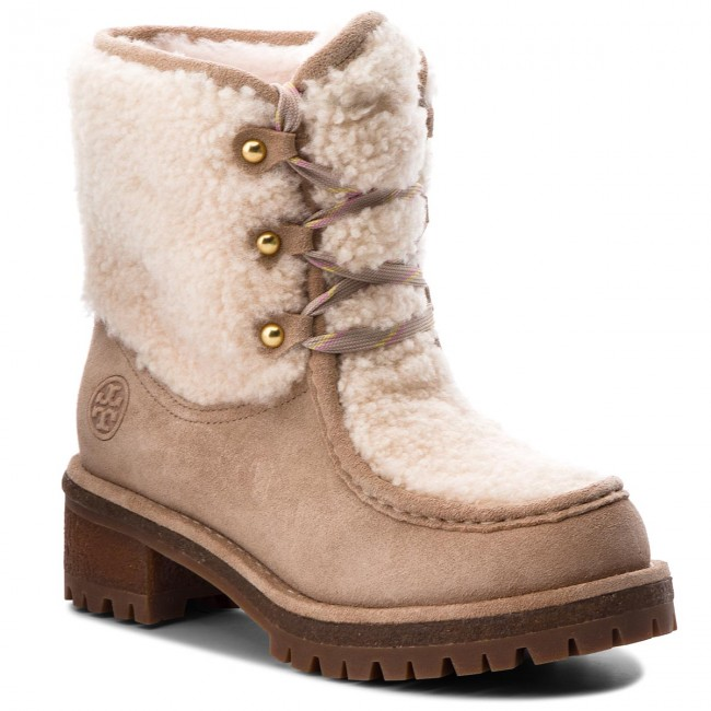 025283facd9 Hiking Boots TORY BURCH - Meadow Boot 49197 Perfect Sand Natural 256 ...