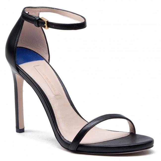 Sandals STUART WEITZMAN - 105Nudisttraditional YL53444 Black Bama ... beab75a7e46e