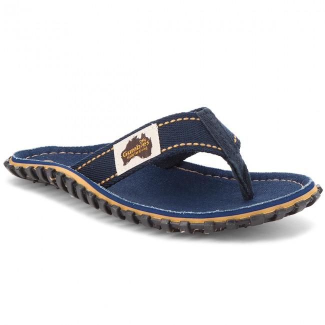 29848e8ac12e Slides GUMBIES - Islander Dark Denim - Flip-flops - Mules and ...