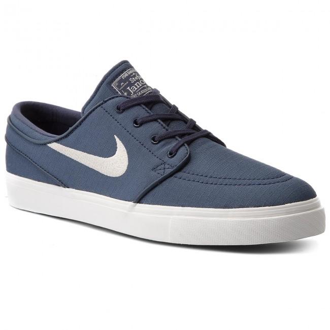 Shoes NIKE - Zoom Stefan Janoski Cnvs 615957 401 Thunder Blue/Light Bone