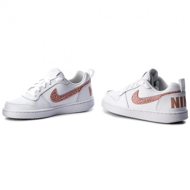 Shoes NIKE - Court Borough Low (GS