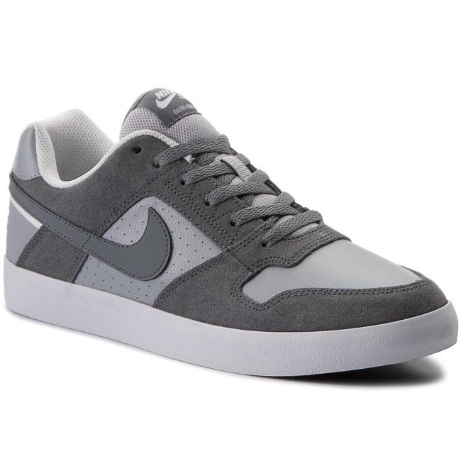 4fd9ded9028b Shoes NIKE - Sb Delta Force Vulc 942237 001 Cool Grey Cool Grey Wolf ...