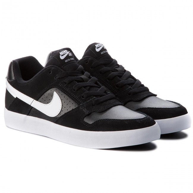 lowest price 9be60 631fe Shoes NIKE - Sb Delta Force Vulc 942237 010 Black White Anthracite White -  Sneakers - Low shoes - Men s shoes - www.efootwear.eu