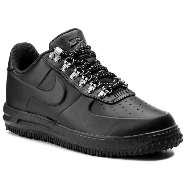 Shoes NIKE - Air Force 1 Lf1 Duckboot Low AA1125 001 Black Black ... c3a3f13e4d