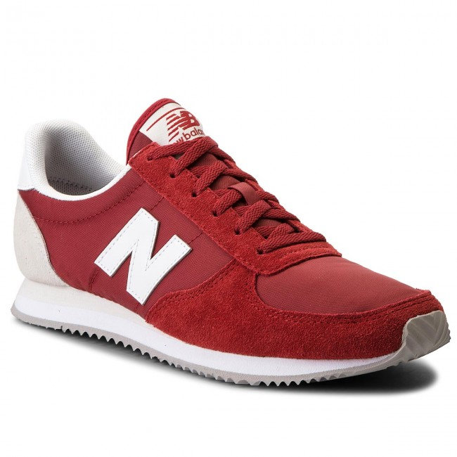 Sneakers NEW BALANCE - WL220RR Red - Sneakers - Low shoes - Women s ... 087d0b93cf