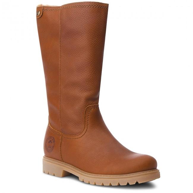 f7ef7316445b Knee High Boots PANAMA JACK - Bambina B11 Napa Grass Cuero Bark ...