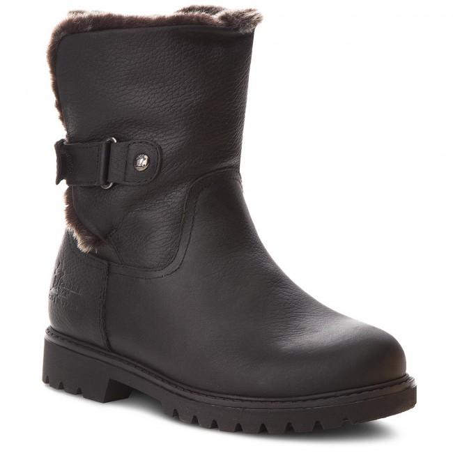 d39da03c81a3ee Boots PANAMA JACK - Felia B43 Napa Grass Negro Black - Boots - High ...