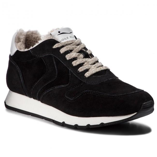 Sneakers VOILE BLANCHE - Liam Fur 0012013025.01.9101 Nero - Sneakers ... 12dbebc890e