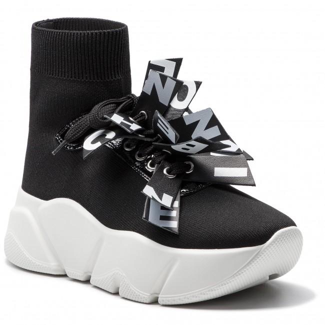 Sneakers VOILE BLANCHE - Creep Pop 0012501608.01.9101 Nero ... 28157305077