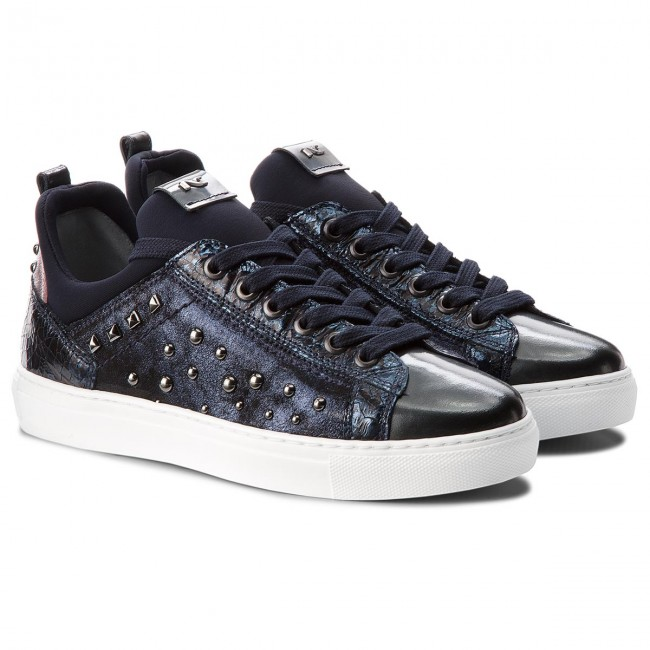 Sneakers NERO GIARDINI - A806653D Dafne Steel 139 - Sneakers - Low ... d44a6c3174f