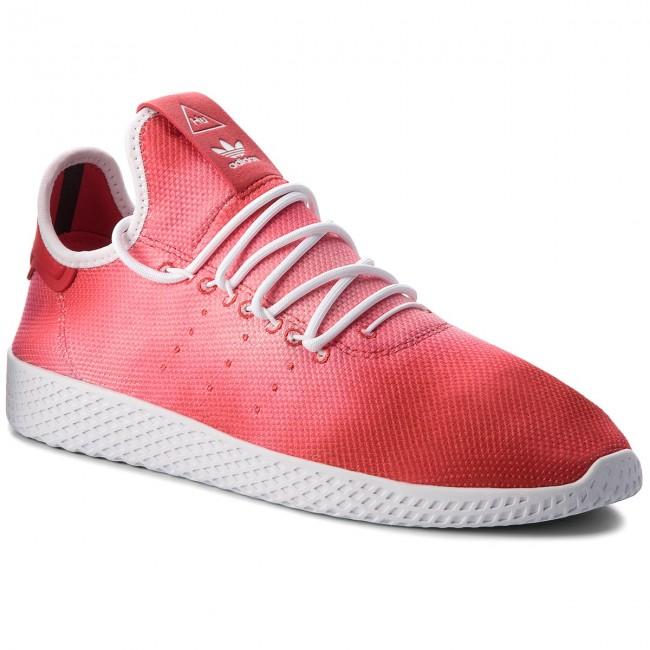 54bc055a70d60 Shoes adidas - Pw Hu Holi Tennis Hu DA9615 Scarle Ftwwht Ftwwht ...