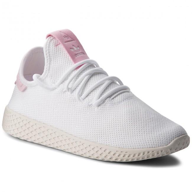 Scarpe adidas pw tennis hu w db2558 ftwwht / ftwwht / cwhite scarpe