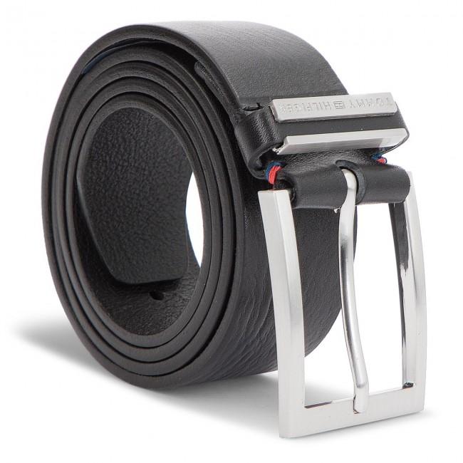 Men s Belt TOMMY HILFIGER - Clamp Keeper Belt 3. AM0AM04062 002 ... 24b19136954