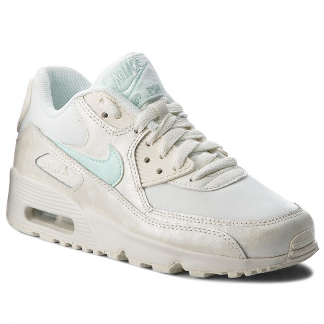 Shoes NIKE Air Max 90 Mesh (GS) 833340 107 SailIgloo