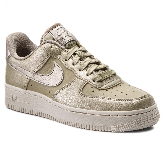 515d34dbb3e9 Shoes NIKE. Air Force 1  07 Prm 896185 200 Neutral Olive Bronzed Olive