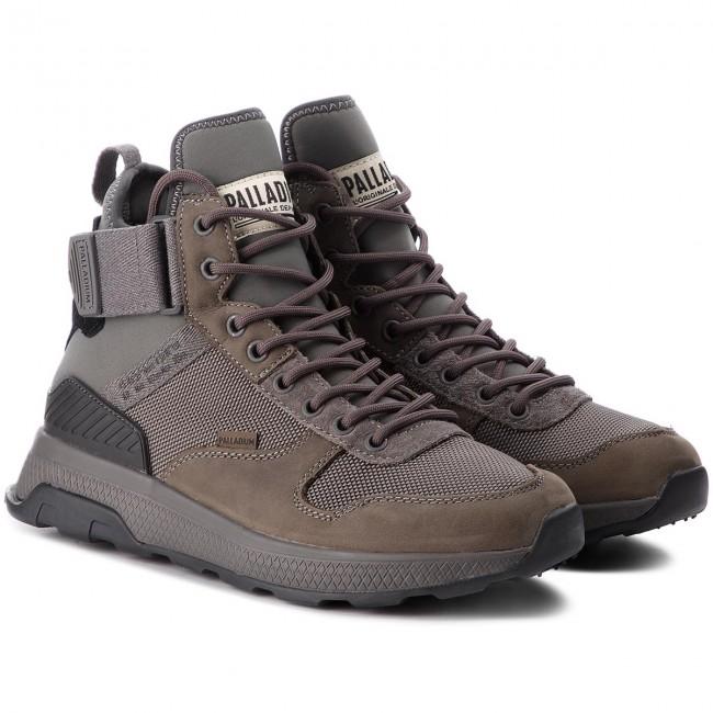 Sneakers PALLADIUM Axeon Ar Mid M 05959 059 M Dk Gull GrayBlackRaven
