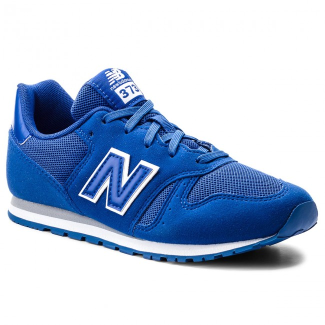 Sneakers NEW BALANCE - KJ373UEY Navy Blue - Sneakers - Low shoes ... be0fbb6aff9