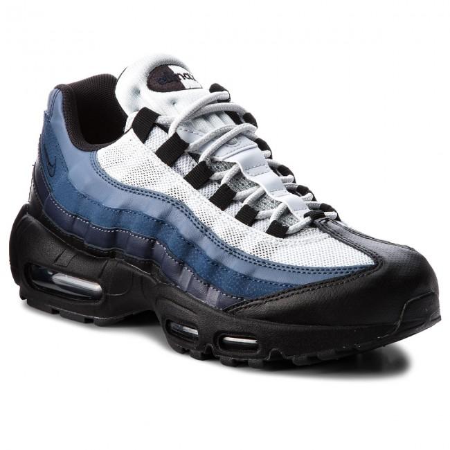 save off ddb44 48d18 Shoes NIKE - Air Max 95 Essential 749766 028 Black Obsidian Navy Blue