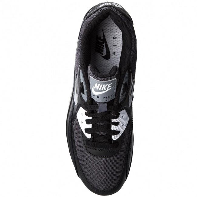 reputable site 50677 1f46a Shoes NIKE - Air Max 90 Essential AJ1285 003 Black Wolf Grey Dark Grey -  Sneakers - Low shoes - Men s shoes - www.efootwear.eu