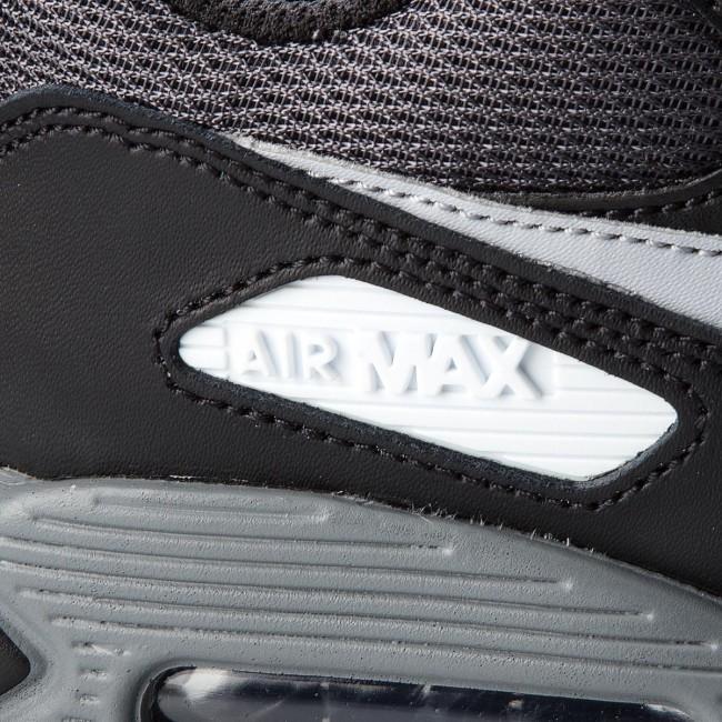 buy online 0d847 9dbf6 Shoes NIKE - Air Max 90 Essential AJ1285 003 Black Wolf Grey Dark Grey