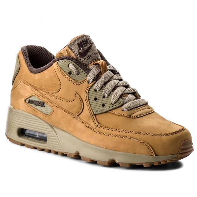 203eb33cc8b17 Shoes NIKE - Air Max 90 Winter Pr (GS) 943747 700 Bronze Bronze ...