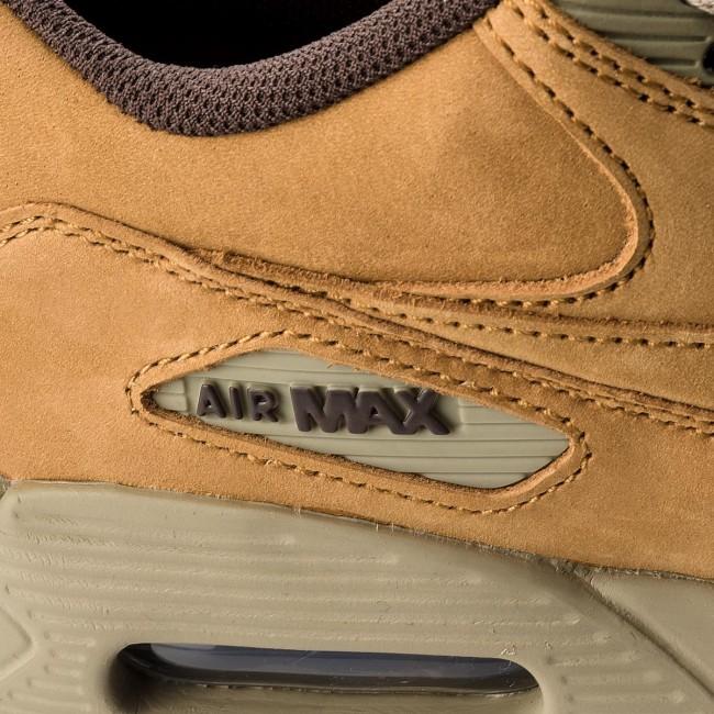 Shoes NIKE - Air Max 90 Winter Pr (GS) 943747 700 Bronze/Bronze-Baroque Brown