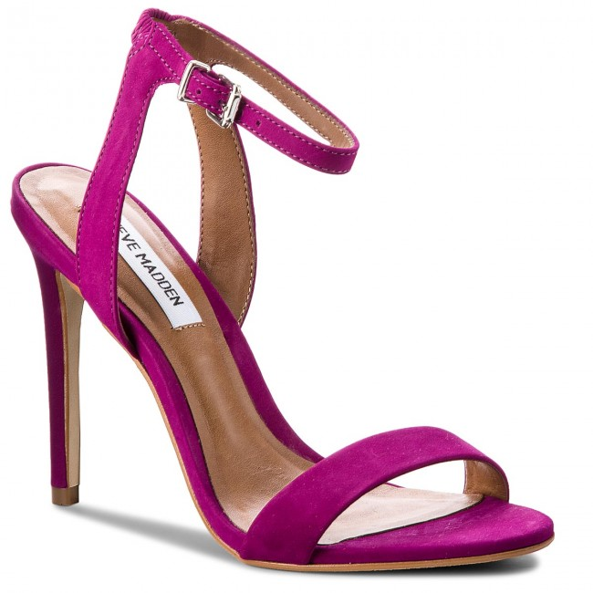 a553a4d3cb4 Sandals STEVE MADDEN. Landen High Heel Sandal 91000999-10002-09030 Fuschia