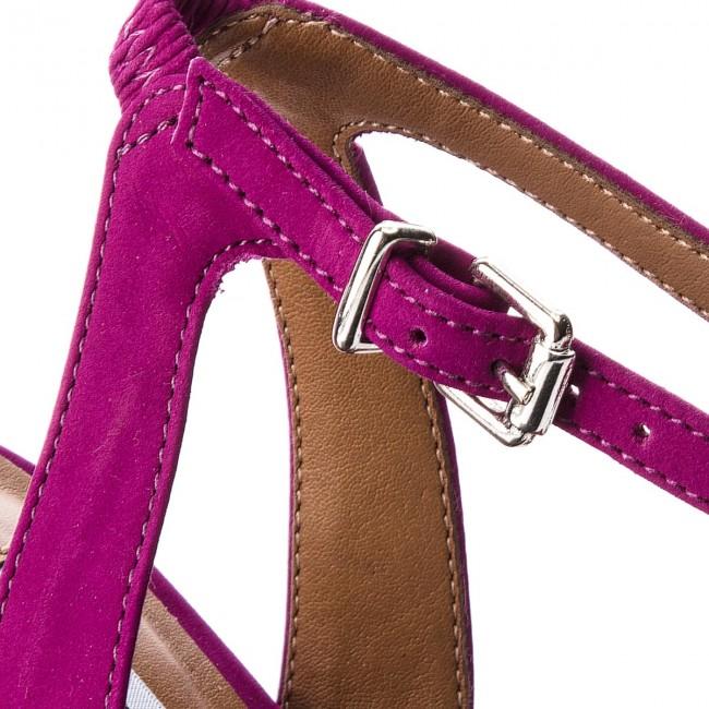 b80ebc243dc Sandals STEVE MADDEN - Landen High Heel Sandal 91000999-10002-09030 Fuschia