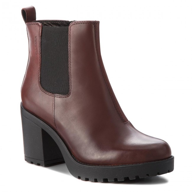 56a376947f86 Boots VAGABOND - Grace 4228-101-39 Bordo - Boots - High boots and ...