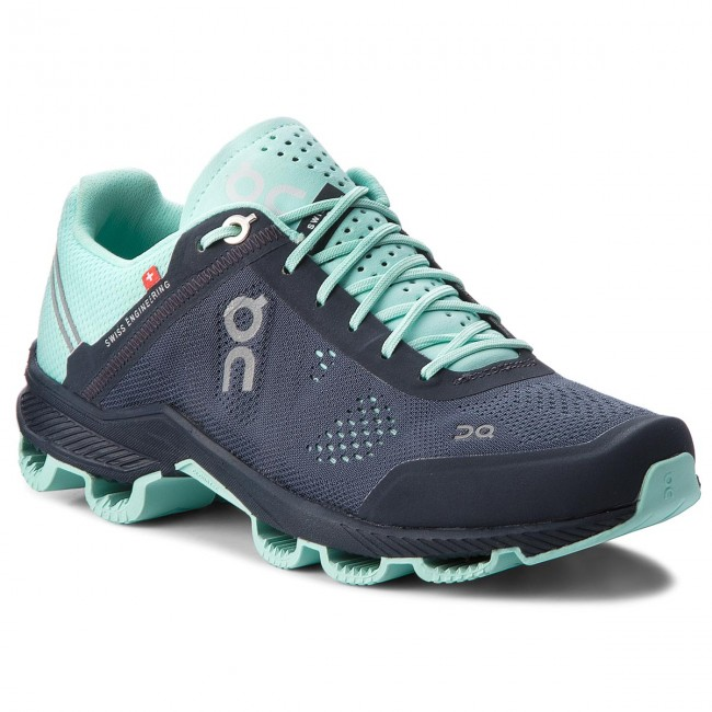 Shoes ON - Cloudsurfer 000004 Sports Ink/Jade 4019 - Indoor - Running shoes - Sports 000004 shoes - Women's shoes 848272
