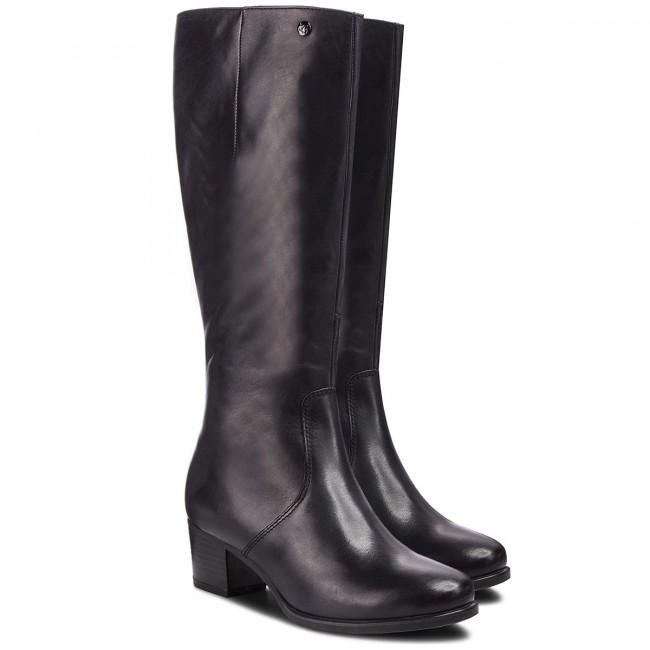 855 Boots Nappa 21 Jackboots High Caprice 25519 Knee 9 Ocean P5x8Rq0wC