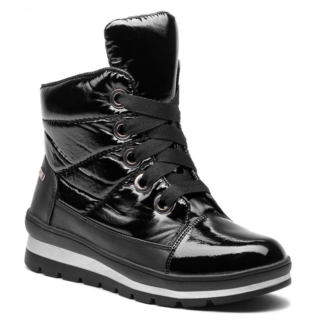 Snow Boots CAPRICE - 9-26212-21 Black Comb 019 - Winter boots - High ... a18f4215bd7