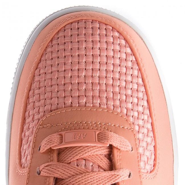 new concept 3997e 033a7 Shoes NIKE - Air Force 1  07 Se AA0287 601 Crimson Bliss Crimson Bliss -  Sneakers - Low shoes - Women s shoes - www.efootwear.eu