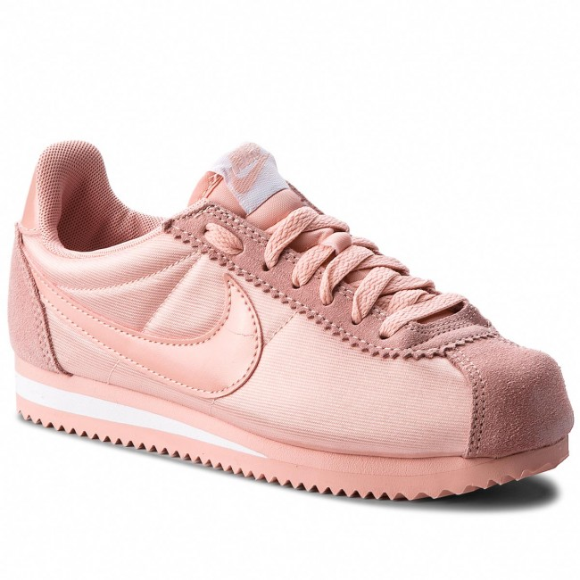 low priced 3531c 5e1c3 Shoes NIKE - Classic Cortez Nylon 749864 606 Coral Stardust Coral Stardust