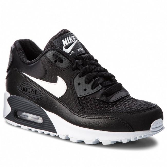 promo code 541d3 5c7b4 Shoes NIKE. Air Max 90 Se 881105 004 Black White Anthracite