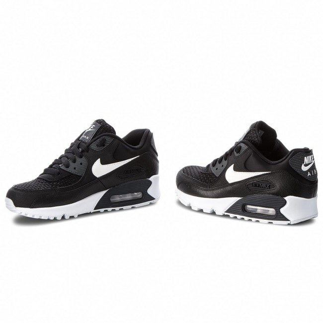 huge selection of 92dbc 072d9 Shoes NIKE - Air Max 90 Se 881105 004 Black White Anthracite