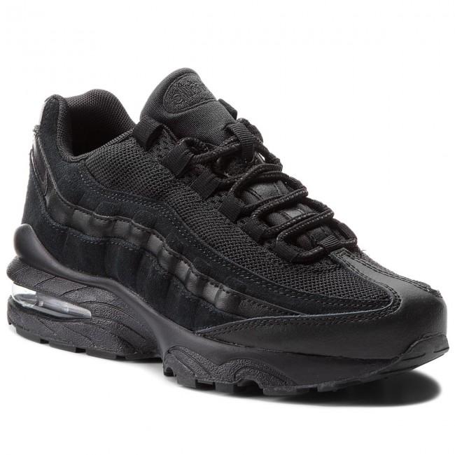 Shoes NIKE - Air Max 95 (GS) 307565 055 BlackBlack
