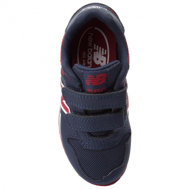 Sneakers NEW BALANCE KV500NSY Navy Blue