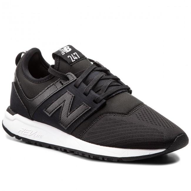 Talla 38 EU Sneakers New Balance - Wrl247sk Negro Kangaroos Botar W  Color Negro (Black/Brown 208)  Negro (Black 001) MC9IgoDm