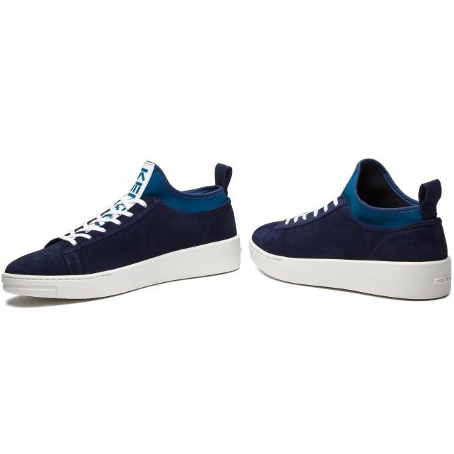 b1cd7a702c1e Sneakers KENZO - F865SN136L56 Bleu Marine 76 - Sneakers - Low shoes ...
