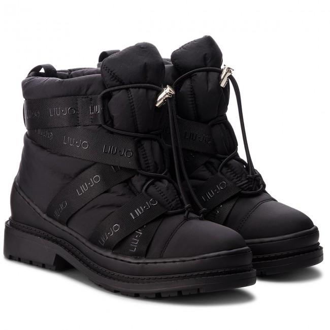 Boots LIU JO - Alison 02 S68017 T0011 Black 22222 - Boots - High ... fc74be184d7