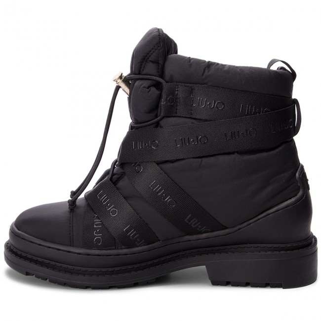 Boots LIU JO - Alison 02 S68017 T0011 Black 22222 - Boots - High boots and  others - Women s shoes - www.efootwear.eu db89c7e9670