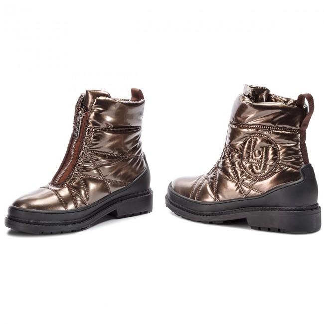 Boots LIU JO - Alison 01 S68015 T0011 Bronze 00201 - Boots - High ... a1b4f2a18c5